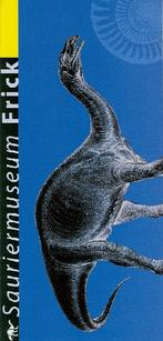 Prospekt Sauriermuseum