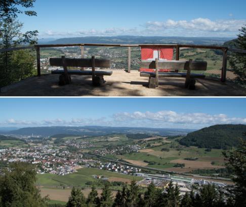 Aussichtspunkt Chornberg