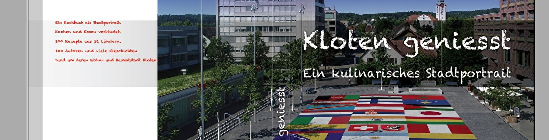 """Kochbuch """"Kloten geniesst"""""""