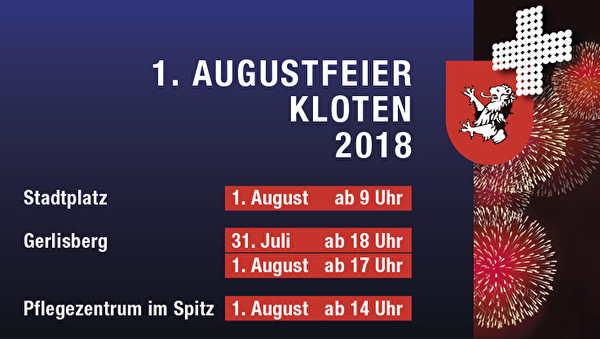 1. August