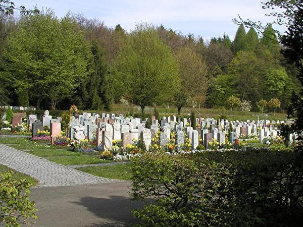 Friedhof Chloos