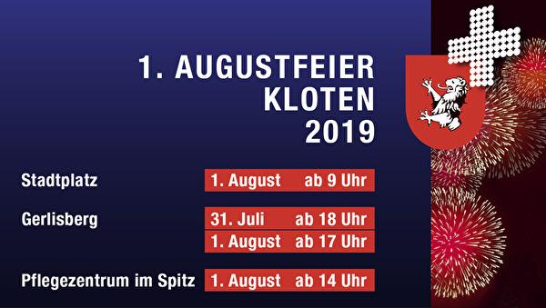 Bundesfeier 2019