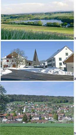 Dorfbild Hüttwilen