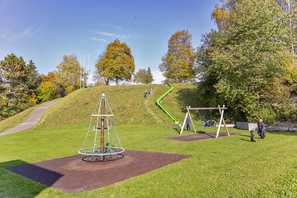 Foto Spielplatz Mettlenhügel