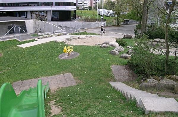 Foto Spielplatz Dammstrasse