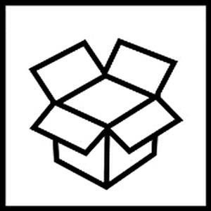 Kartonhaufen