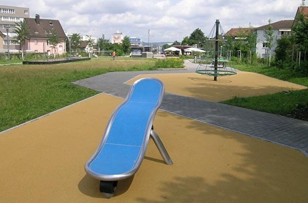 Spielplatz Bruggacker-Park (Bahnhof Opfikon)