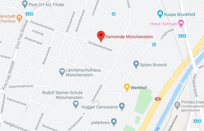 Gemeindeverwaltung M?nchenstein
