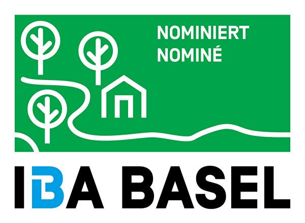 Logo IBA Basel nominiert