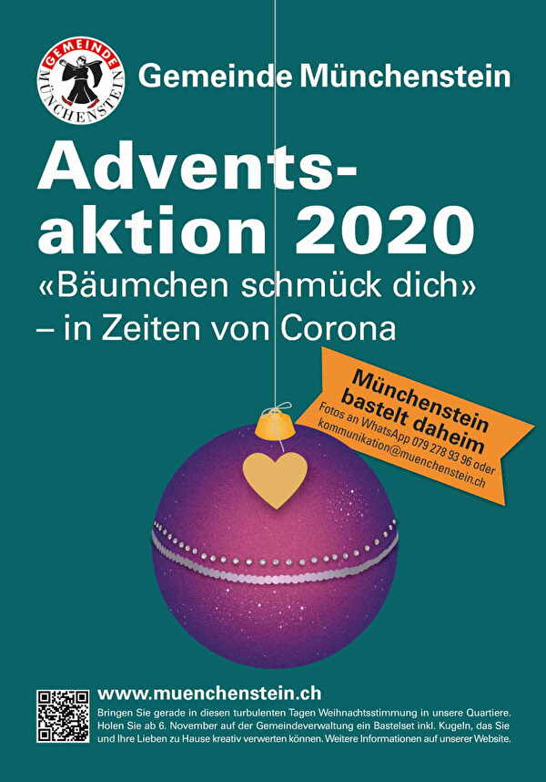 Adventsaktion 2020