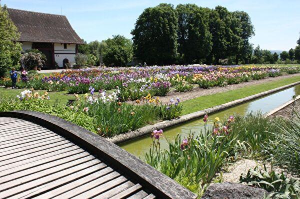 Natur-Oase im städtischen Umfeld: Die Merian Gärten Brüglingen.