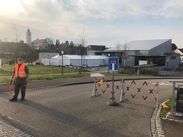 Abklärungsstation KUSPO Münchenstein