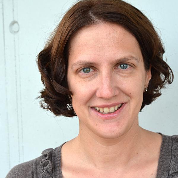 Literaturbloggerin Manuela Hofstätter