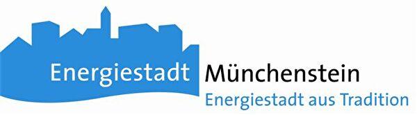 Logo Energiestadt Münchenstein