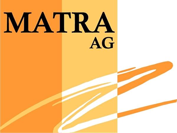 Logo Matra AG