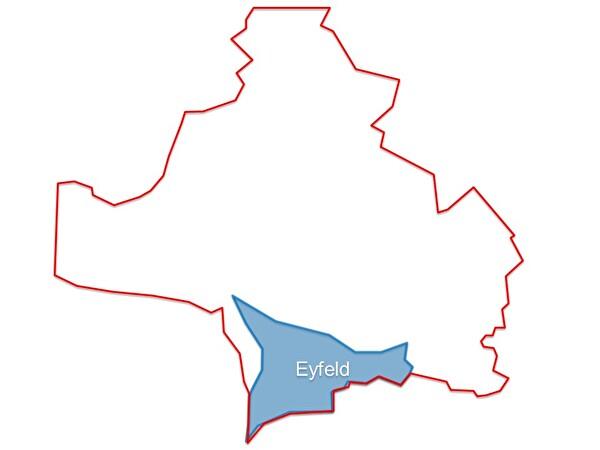 Detailplan Quartier Eyfeld