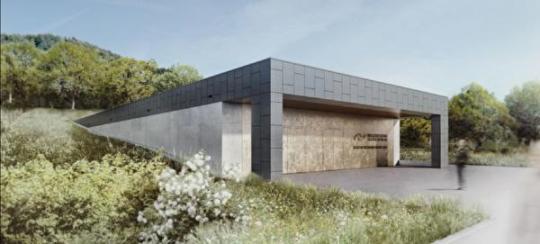 Visualisierung neues Wasserreservoir Mannenberg