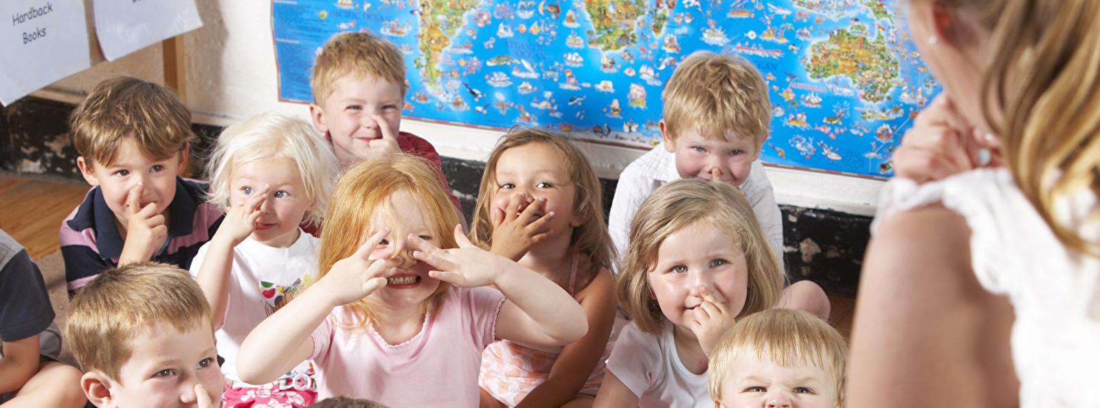 Bild zum Thema Kindergarten