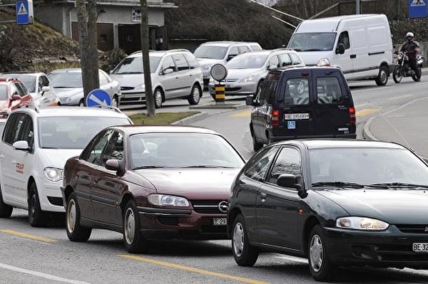 Themenbild zu Strassenverkehr | Parkieren