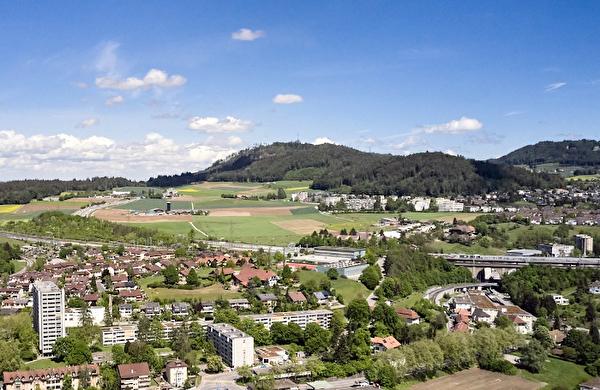 Luftaufnahme Ittigen