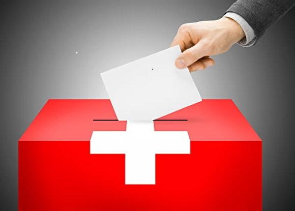 Abstimmungs-Urne
