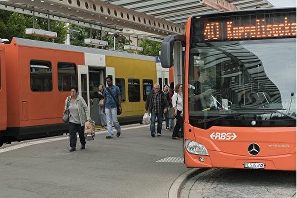 Bild zum Thema öffentlicher Verkehr
