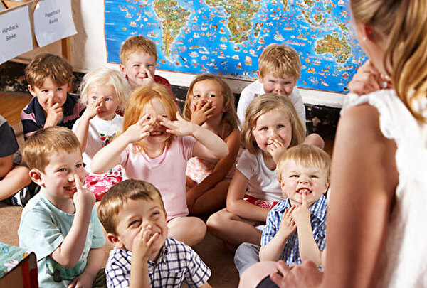 Themenbild zu Kindergarten