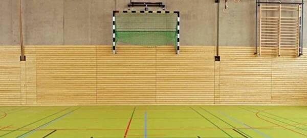 Symbolbild für Sportanlagen