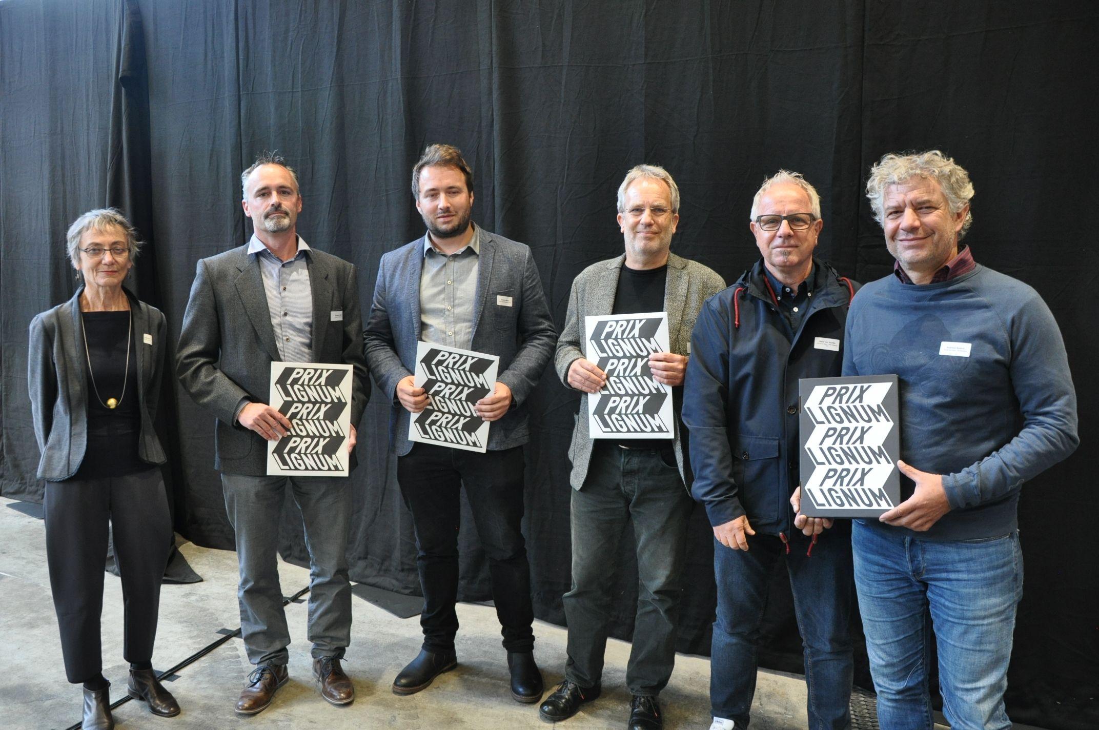 Preisverleihung Prix Lignum