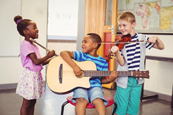 Bild zum Thema Musikschule