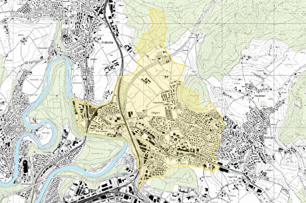 Themenbild zu Geodaten und Planungshilfen