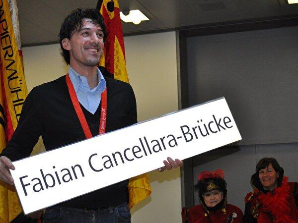 Fabian Cancellara-Brücke