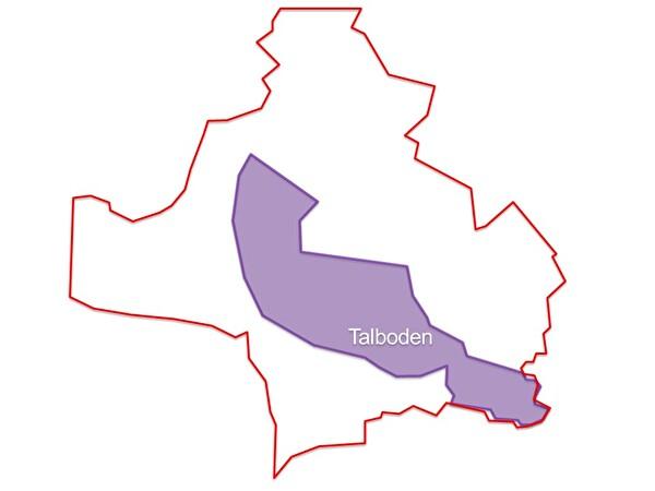 Detailplan Quartier Talboden