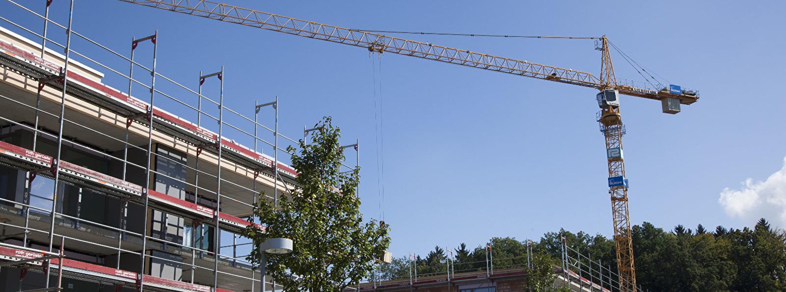 Bild zum Thema Bauen