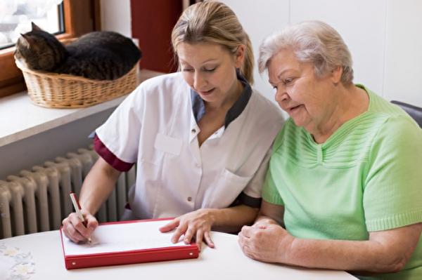 Themenbild zu Hilfe und Pflege zu Hause