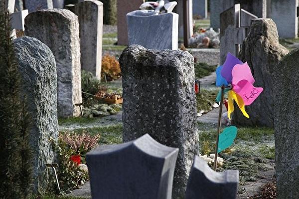 Themenbild zu Todesfall, Bestattung