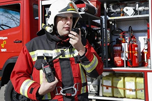 Themenbild zu Feuerwehr
