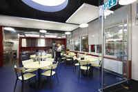 Ansicht des Restaurants