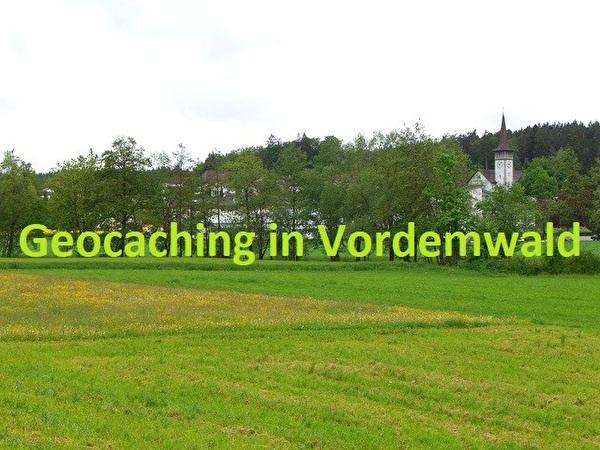 Geocaching in Vordemwald