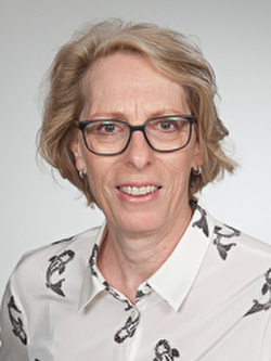 Portrait Regula Rüegg