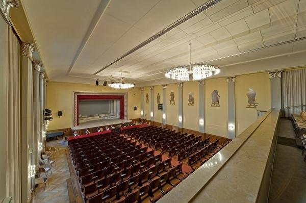 Bahnhofsaal