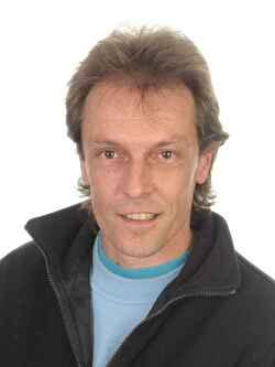 Portraitaufnahme Urs Schaub