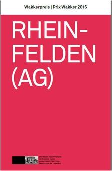 Wakkerpreis Broschüre