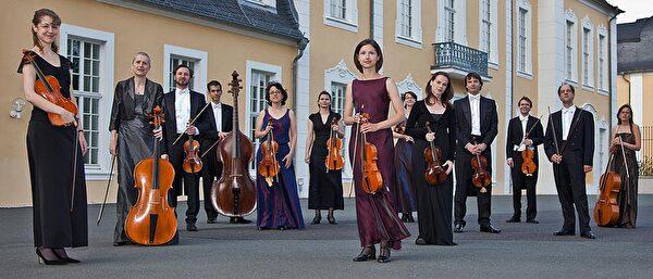 Bild Capriccio Barockorchester