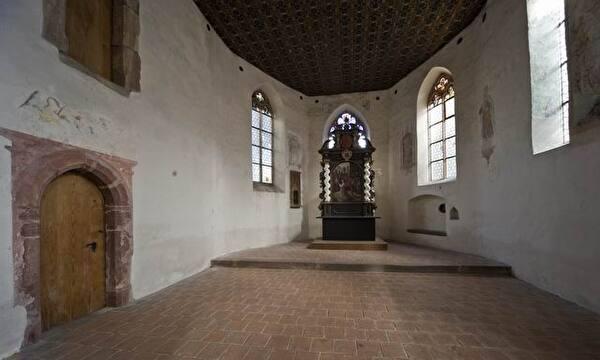 Innenansicht Johanniterkapelle