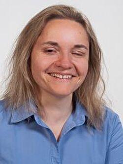 Judith Aeschlimann Portrait