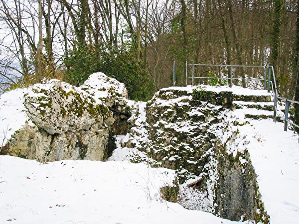 Burganlage Engenstein
