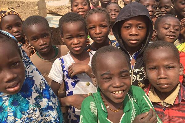 Besuch in Burkina Faso