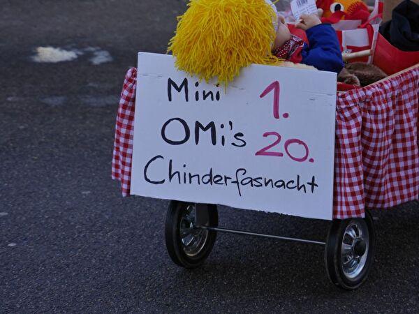 Chinderfasnacht 2015