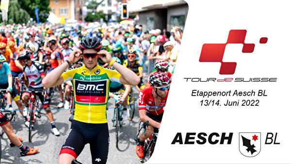 Symbolbild Tour de Suisse Aesch